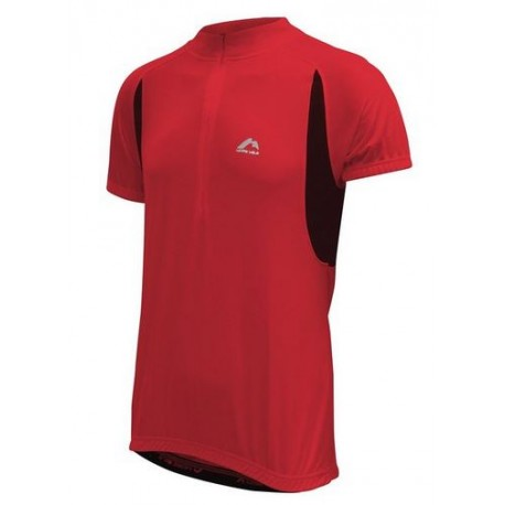 More Mile Cycling Specific Shirt - Red