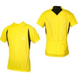 More Mile Cycling Specific Shirt - Yellow