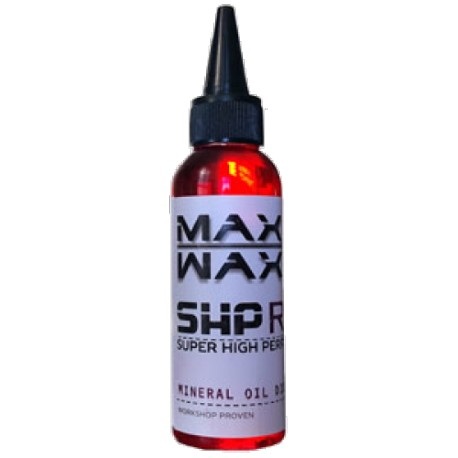 Max Wax Brake Fluid - Mineral Oil