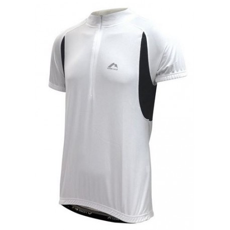 More Mile Cycling Specific Shirt - White