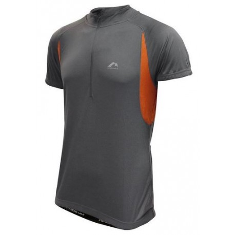 More Mile Cycling Specific Shirt - Grey
