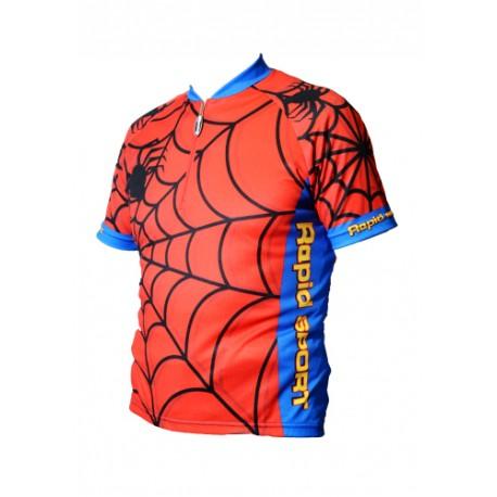 Spiderman Kids Cycling Shirt