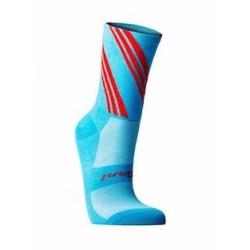 Finni Socks - Candy Sticks - Light Blue
