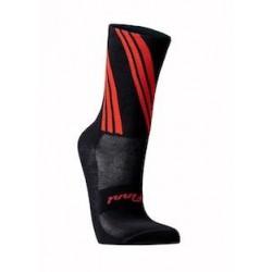 Finni Socks - Candy Sticks - Black